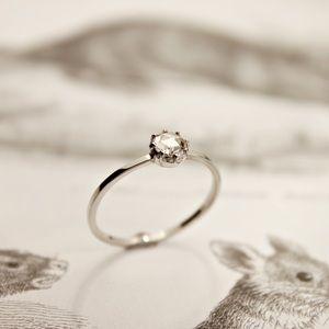 rust wedding ring