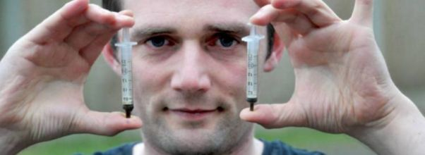 A Cancer Patient Was Told He Had Just 18 Months Life. Then He Tried Cannabis Oil…