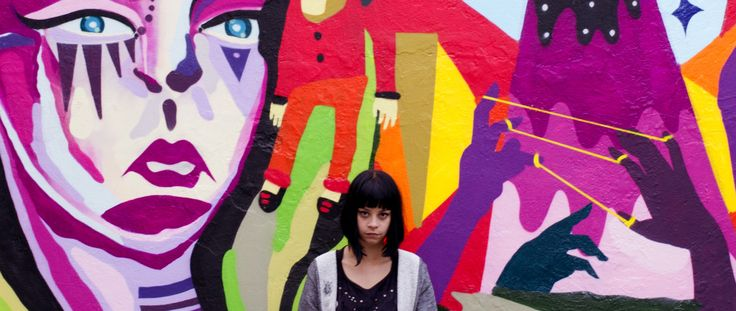 Nimiedades de Ledania en Visaje Graffiti vía cartelurbano