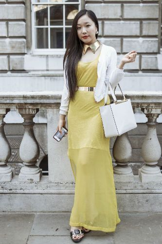 London Fashion Week Street Style - London Fashion Week Street Style: Photos from Spring/Summer 2013 | Stylist Magazine