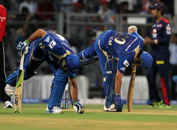 #PONDULKAR IPL's BRANJELINA