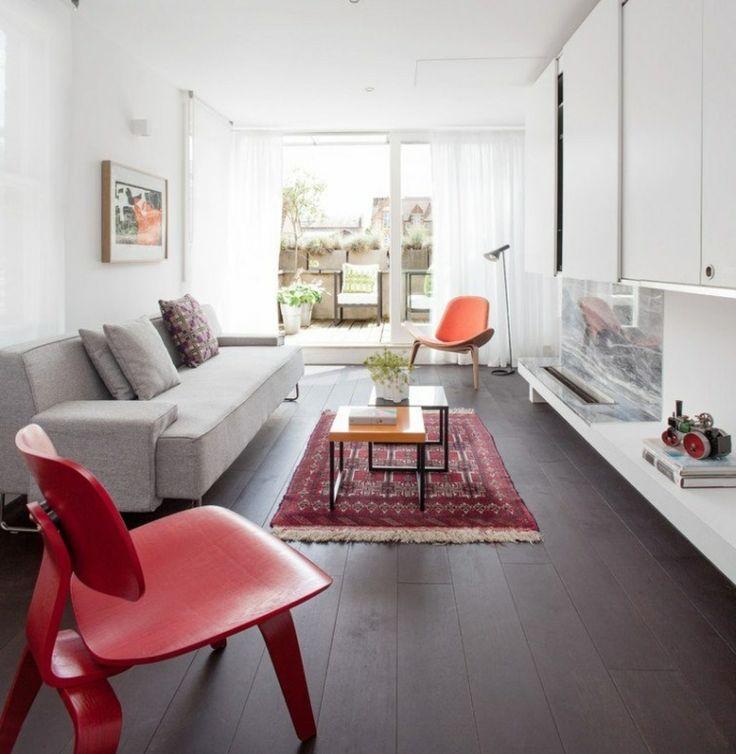 Wohnzimmer Skandinavischer Stil am besten Büro Stühle Home ...