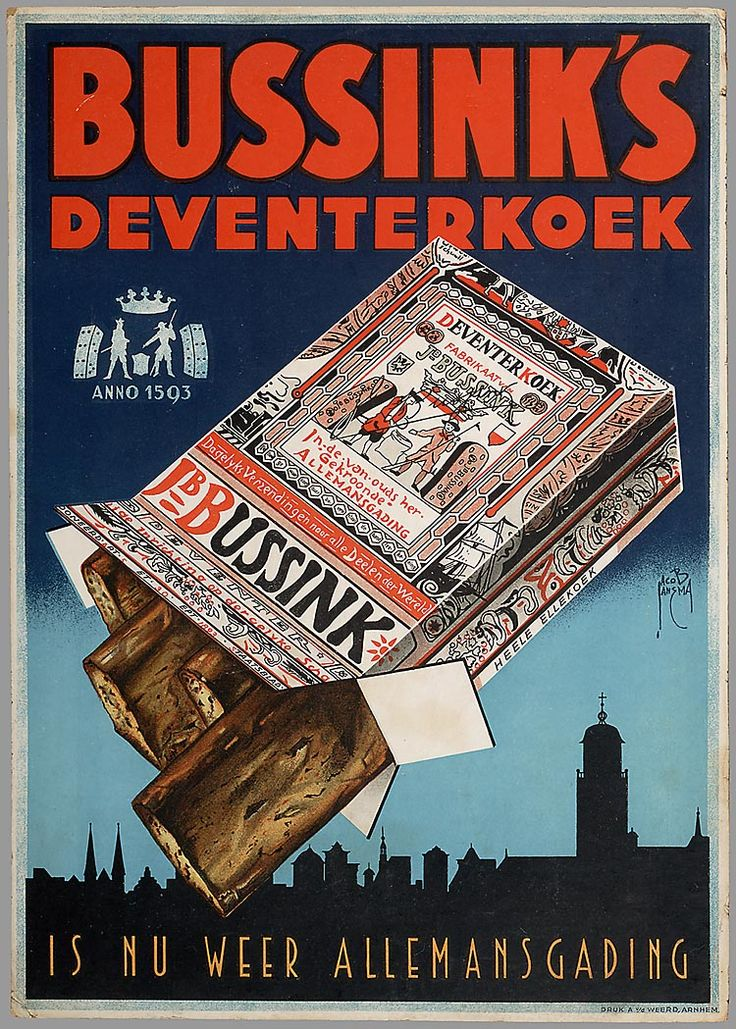 Bussink's Deventerkoek