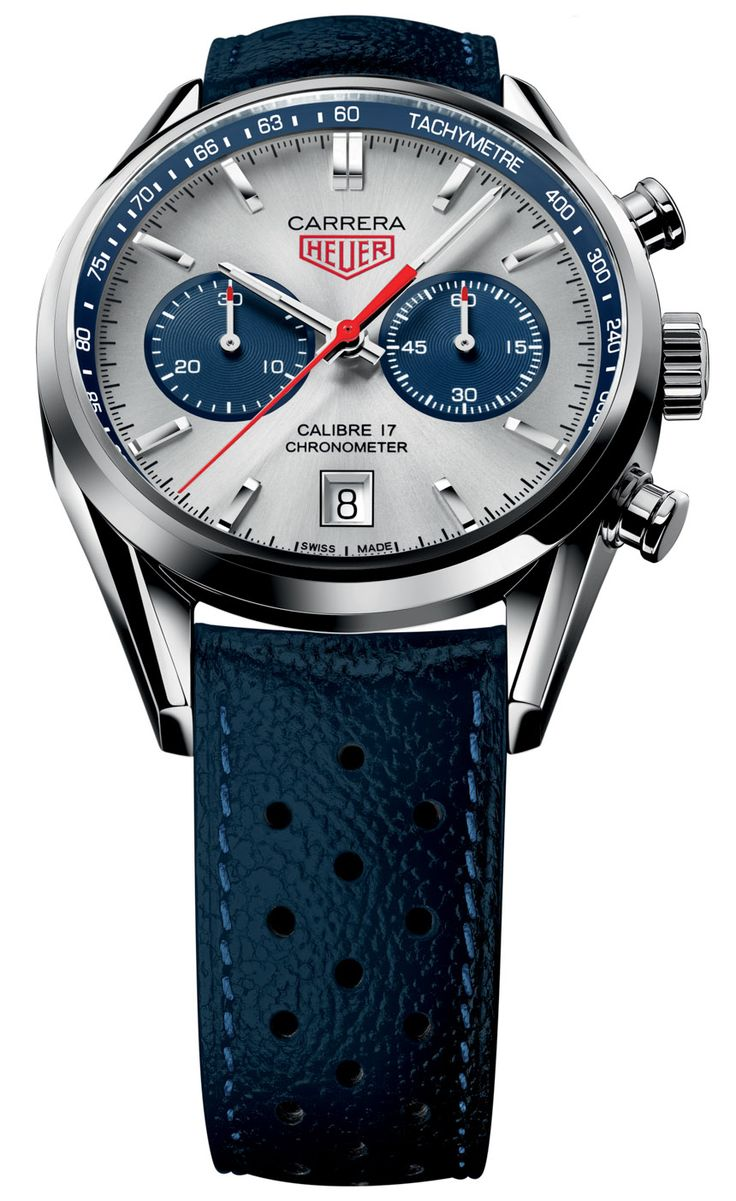 TAG Heuer Carrera Calibre 17 #watch #tag #heuer