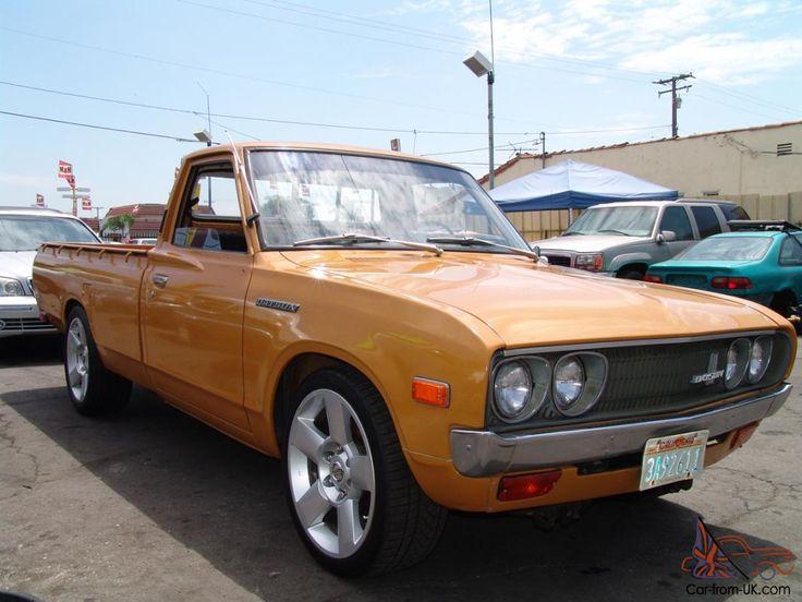 1975 DATSUN 620 SERIES PICKUP   Datsun-Nissan   Pinterest ...