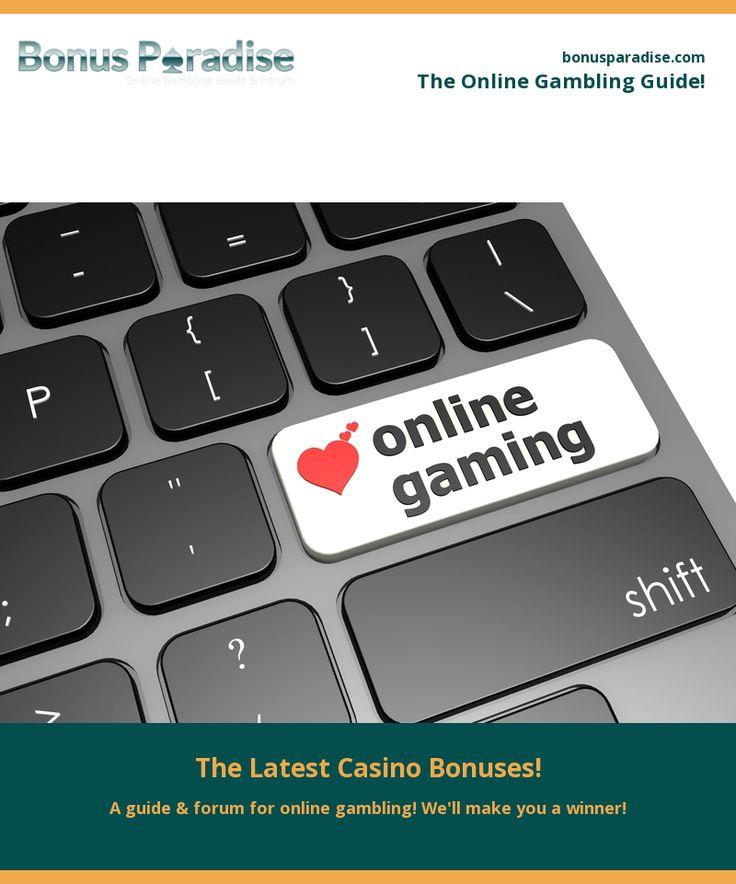 Online gambling casino bonus guide monte casino tennis