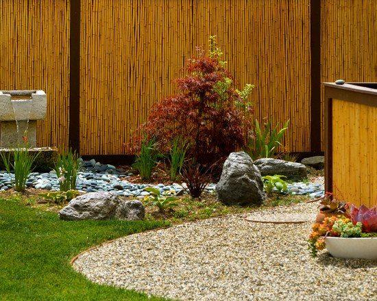 7 best Bamboo Backyard images on Pinterest Bamboo garden fences