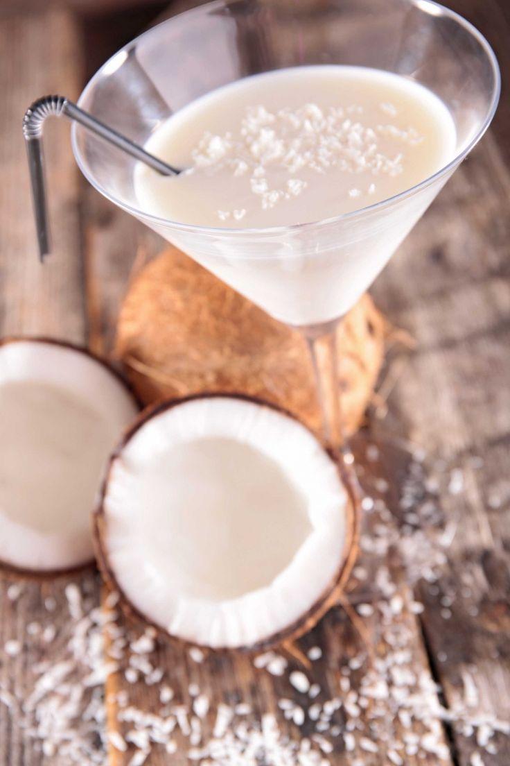 Cocktail Shizor Deluze, nuovi cocktail 2016, cocktail al latte di riso cocco