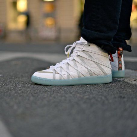 Buty Nike KD VII NSW Lifestyle QS Ice Blue (653871-100)