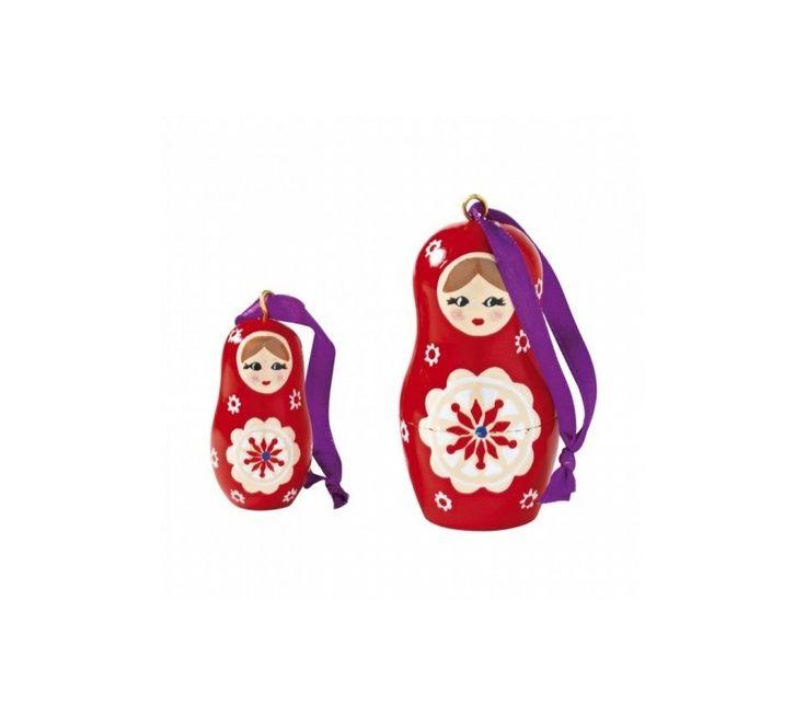 Ruské panenky, sada 2 ks | vyprodej-slevy.cz #vyprodejslevy #vyprodejslecycz #vyprodejslevy_cz #home #homedecor #matriošky
