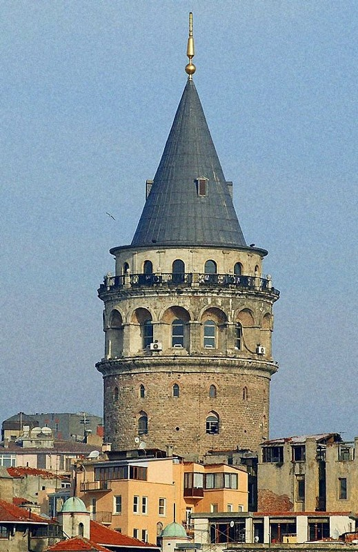 Galata Kulesi ISTANBUL / TURKIYE
