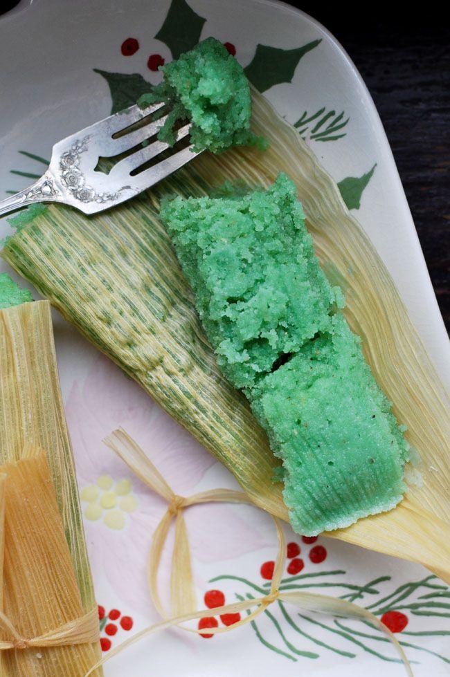How to Make Sweet Lime Tamales Recipe | ¡HOLA! JALAPEÑO