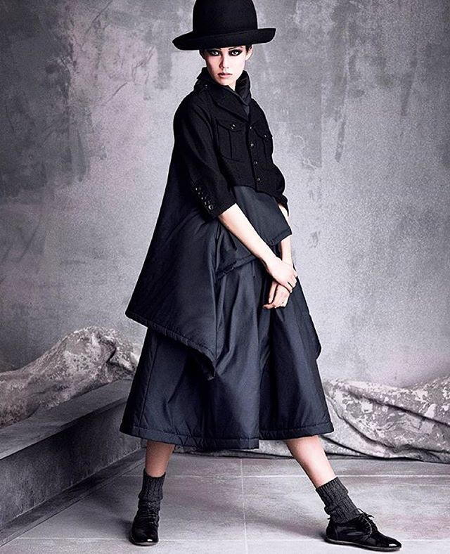 Сьемка для Vogue Japan модель в обуви Marsell, женская коллекция представлена в DiscoVery. #repost @creativestparis #marsell #shoes #conceptstore #DiscoVery #kaliningrad #russia #калининград #ДИСКАВЕРИ #Итальянская #обувь #доставкапороссии
