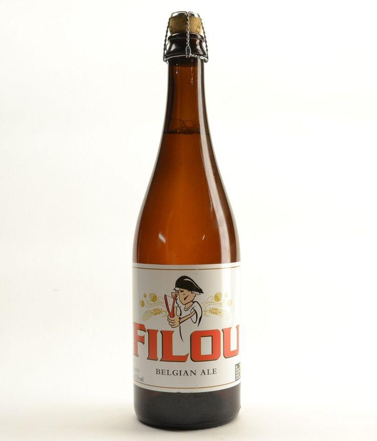 Filou beer #beer #belgianbeer