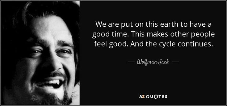 TOP 16 QUOTES BY WOLFMAN JACK | A-Z Quotes