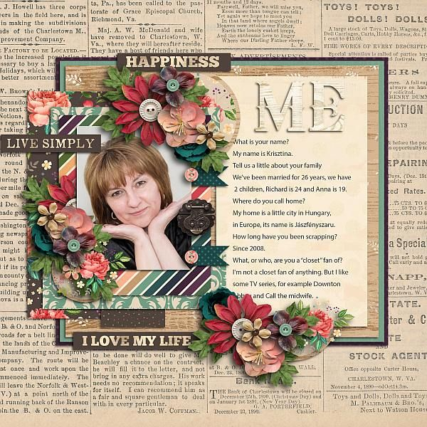 For February Bingo Challenge #7 Create your own bio page Credits: What matters most by Kristin Cronin-Barrow http://www.sweetshoppedesigns.com//sweetshoppe/product.php?productid=32470&cat=&page=13