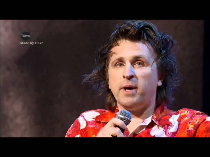 Milton Jones in Dublin