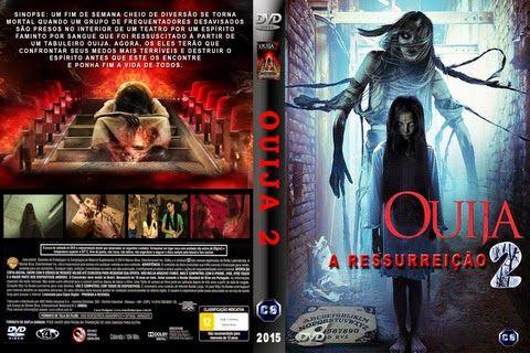 Os Melhores Filmes em Torrent: OUIJA 2 - A RESSURREIÇÃO (2015) DUBLADO 1080p