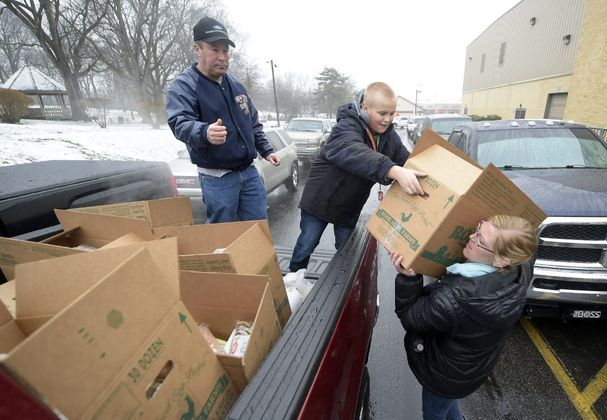 Local Charity Helps County Families in Need During Holidays