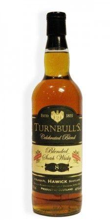 Turnbull's Celebrated Blend Scotch Whisky