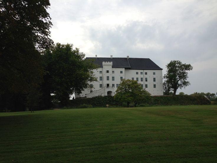 Dragsholm Castle ( from the back)