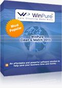 Data Deduplication- An Unimpeachable Approach For Data Security - http://www.winpure.com/ - Deduplication software also helps in increasing the performance of the data links. Additionally you can also pick up any one of the software, to try it on your database.