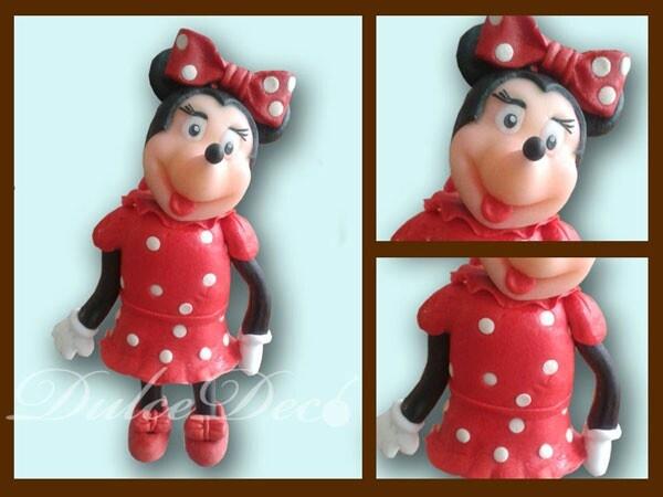 Decoración Minnie