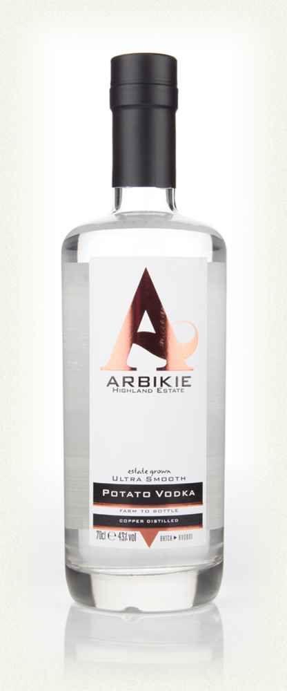 Arbikie Potato Vodka - Master of Malt