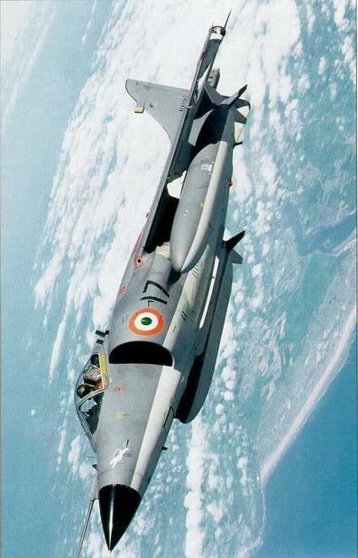 Sea Harrier of the Indian Navy