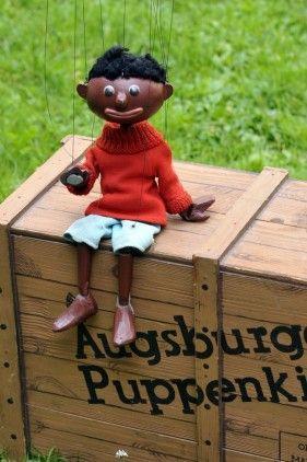 Interesse schwindet: Augsburger Puppenkiste: Jim Knopfs traurigste Reise - Nachrichten Augsburg - Augsburger Allgemeine