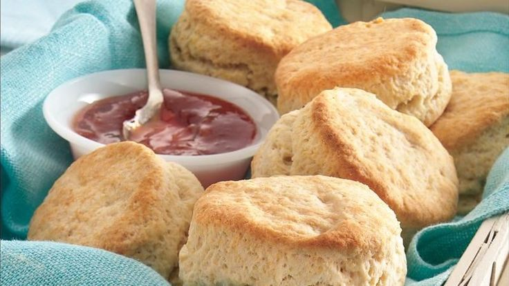 Piping hot biscuits! Enjoy these melt-in-your-mouth, easy-to-make classics.