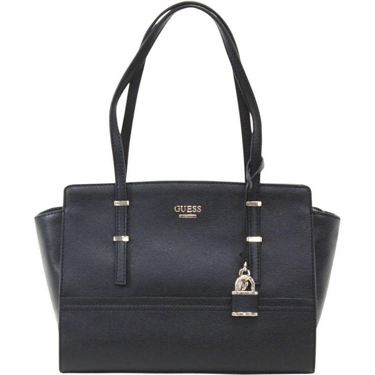 Guess Women's Devyn Pebbled Satchel Handbag $88.0