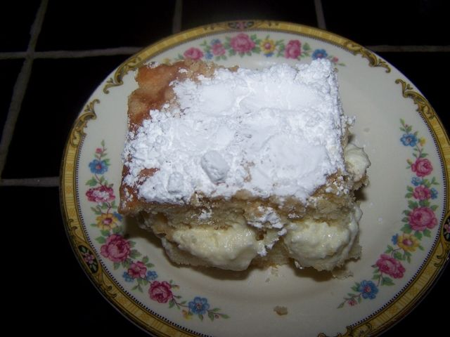 Easy Swedish Flop Cake. Click The Photo For The Recipe.
