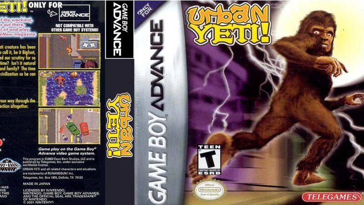 Jogue Urban Yeti GBA Game Boy Advance online grátis em Games-Free.co: os melhores GBA, SNES e NES jogos emulados no navegador de graça. Não precisa instalar ou baixar.