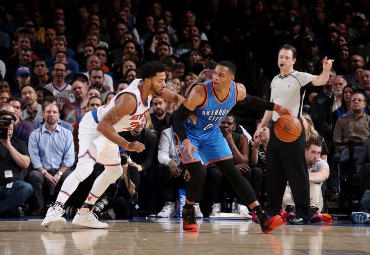 """Russell Westbrook v. Derrick Rose • """"08 Draft Stand Up"""""""