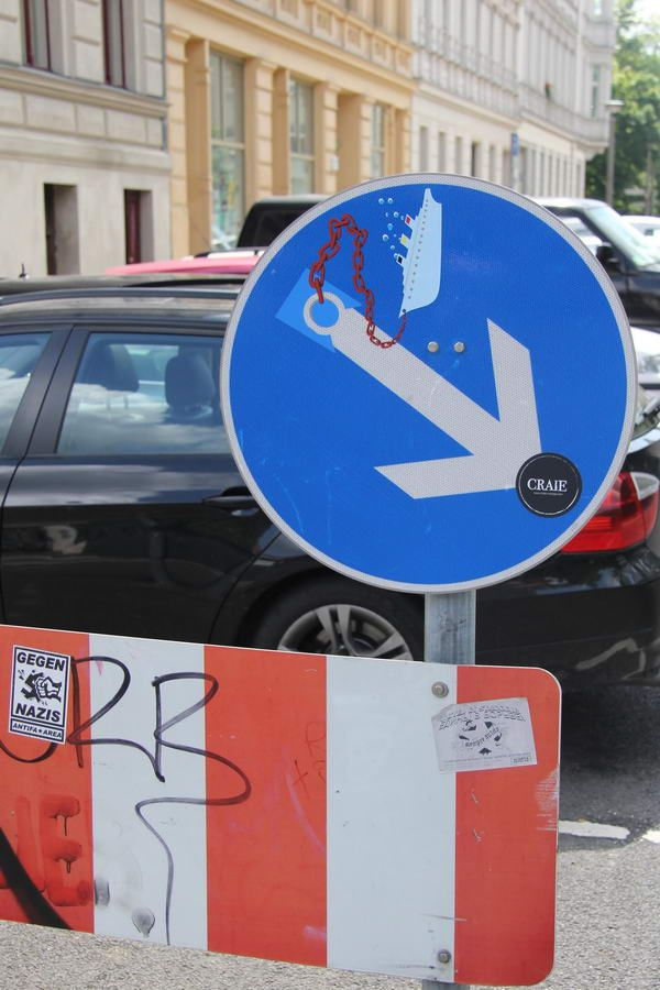 Best CLET STREET ART Images On Pinterest Urban Art Street - Brilliant street artist modifies road signs giving them a whole new meaning