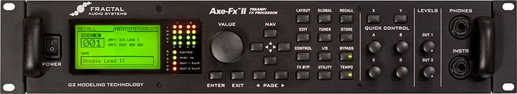 Fractal Audio Axe Fx2