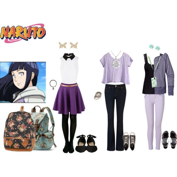 """""""Hinata"""" by marykate-bailey on Polyvore"""