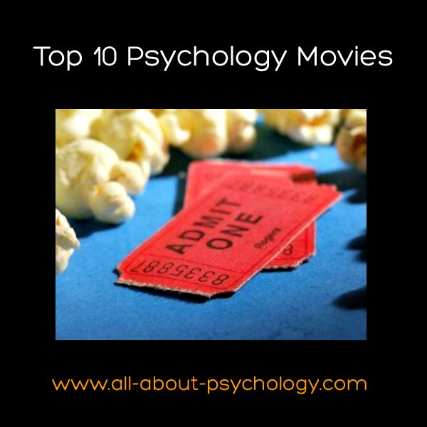 Click on image or see following link to check out the top 10 psychology movies based on a poll of over 2000 people.   http://www.all-about-psychology.com/best-psychological-movies.html  What is your favorite psychology movie?  #psychology #PsychologyMovies