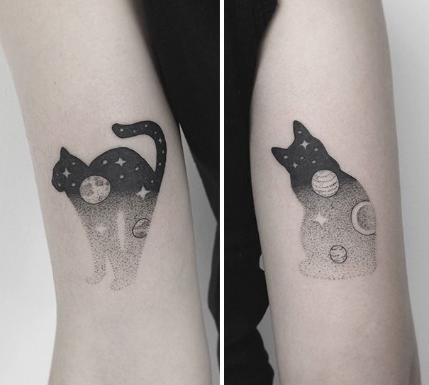 15+ Of The Best Cat Tattoo Ideas Ever