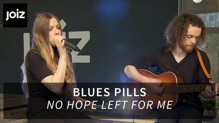 Blues Pills –  No Hope Left For Me | live at joiz