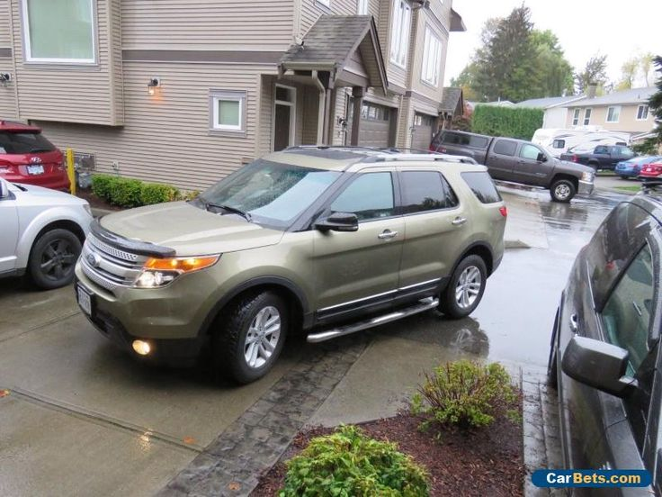 Ford: Explorer XLT #ford #explorer #forsale #canada