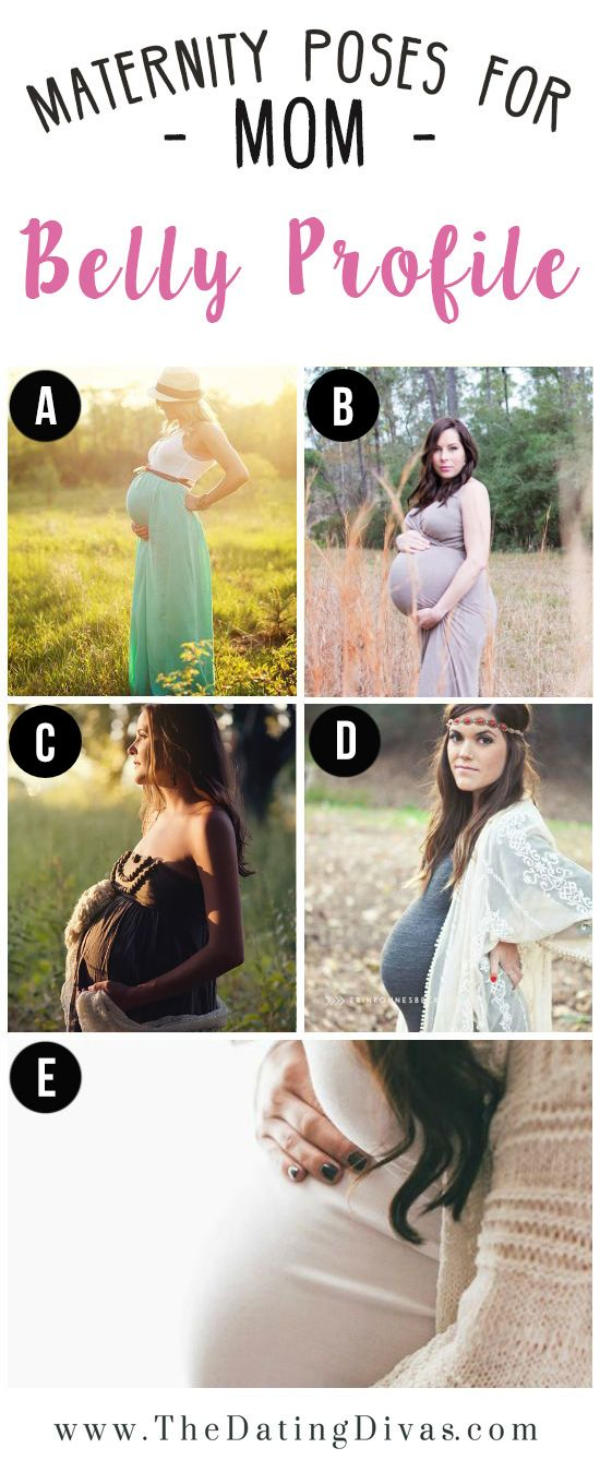 Favorite Maternity Poses
