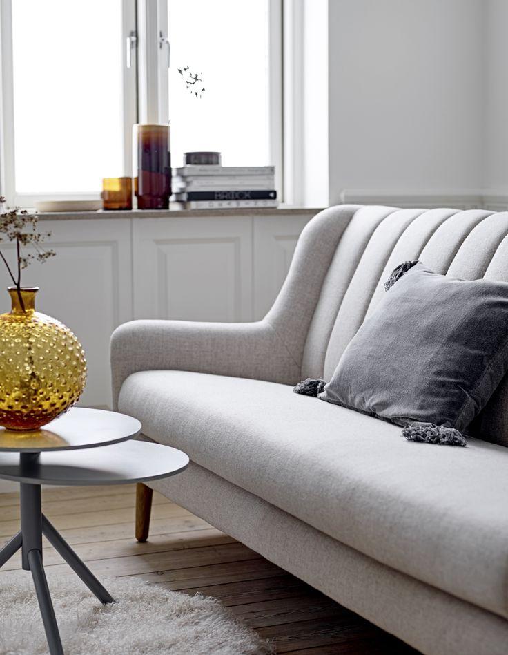 Stripe sofa