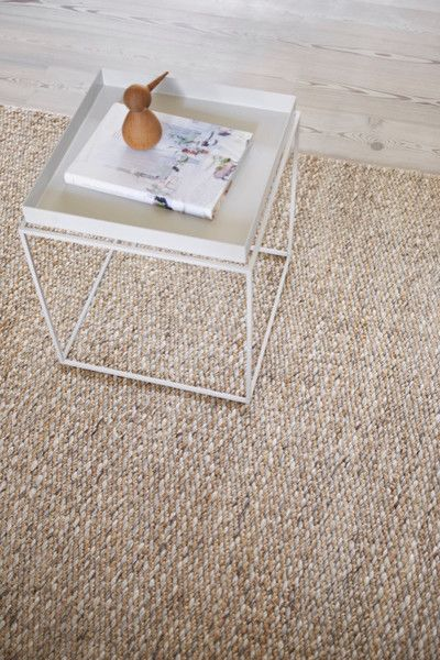 Natural & Pumice Kalahari - Armadillo Floor Rug - Curious Grace