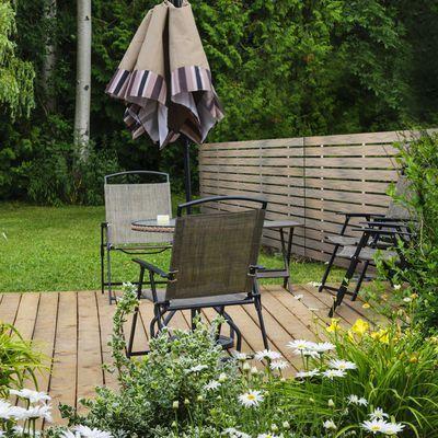 Palissade claustra quelle cl ture prot ge mon jardin des voisins cloture claustra - Quelle cloture pour mon jardin ...