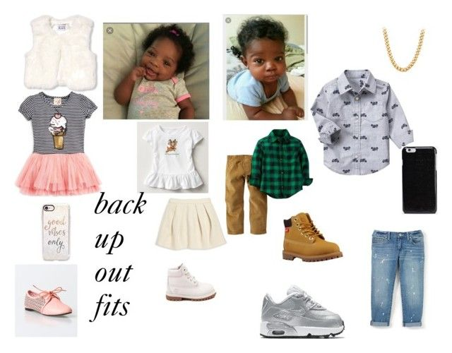 """""""on the roll"""" by zzbaby-i ❤ liked on Polyvore featuring Lily Bleu, Casetify, NIKE, Maison Margiela, Bonpoint, Timberland and Carter's"""