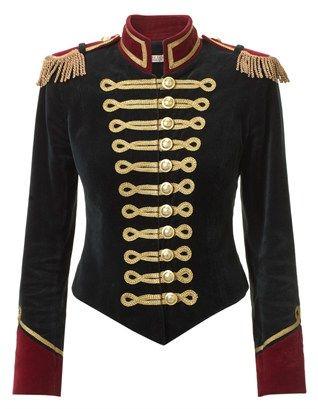 Green Military Jacket   Pinky Laing   Avenue32 - Michael Jackson-ish!