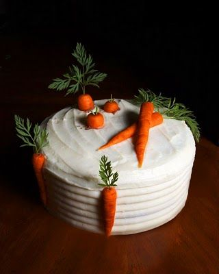 Carrots and cake