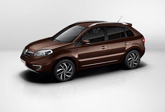 Renault Koleos - das Familienauto
